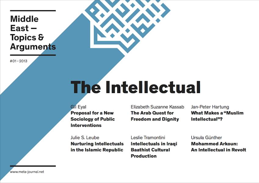 Ansehen Bd. 1 (2013): The Intellectual